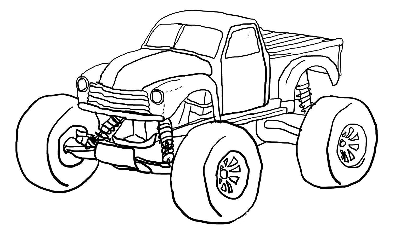 quick Pro-line 50s Chevy I