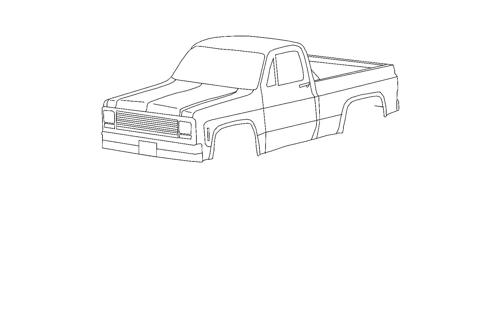Chevy Bowtie Emblem Dimensions additionally Wiring Diagram For 57 Chevy further Toyota Truck Coloring Pages also Ford Ranger Specifications as well CE9AA. on chevy colorado pickup truck dimensions