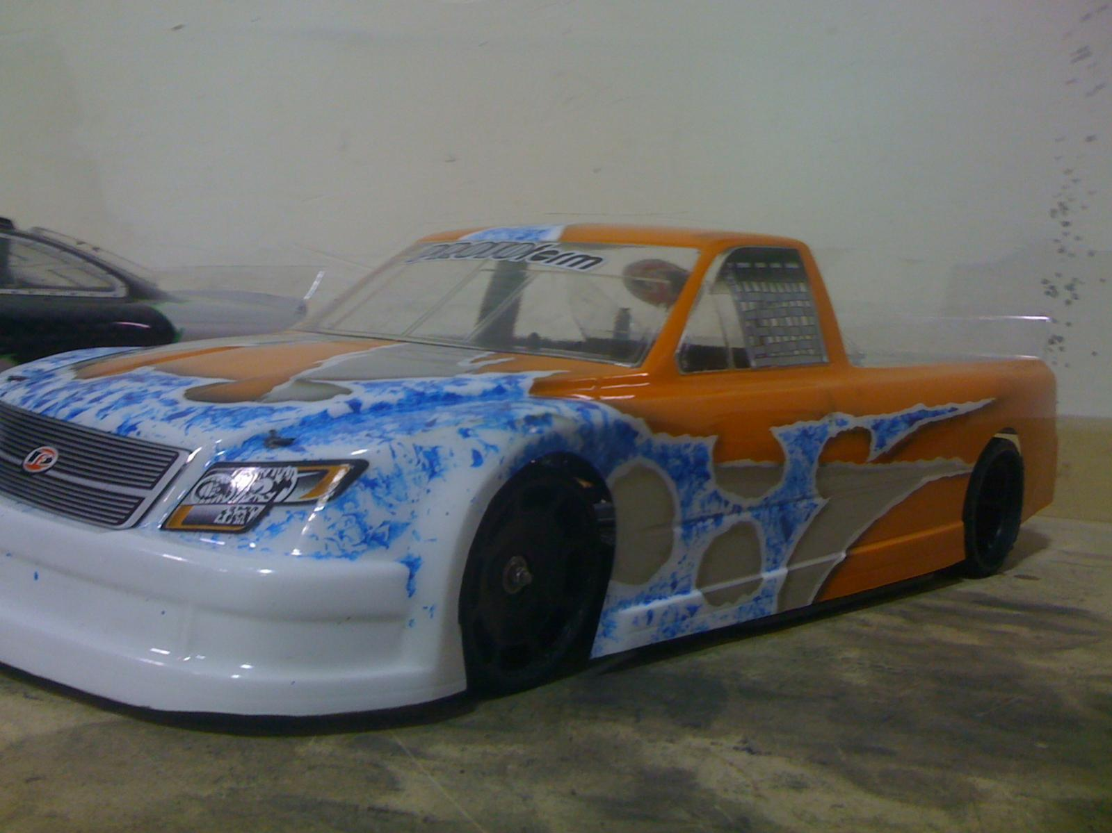 Your custom paintjobs page 1063 r c tech forums for Car paint designs pictures