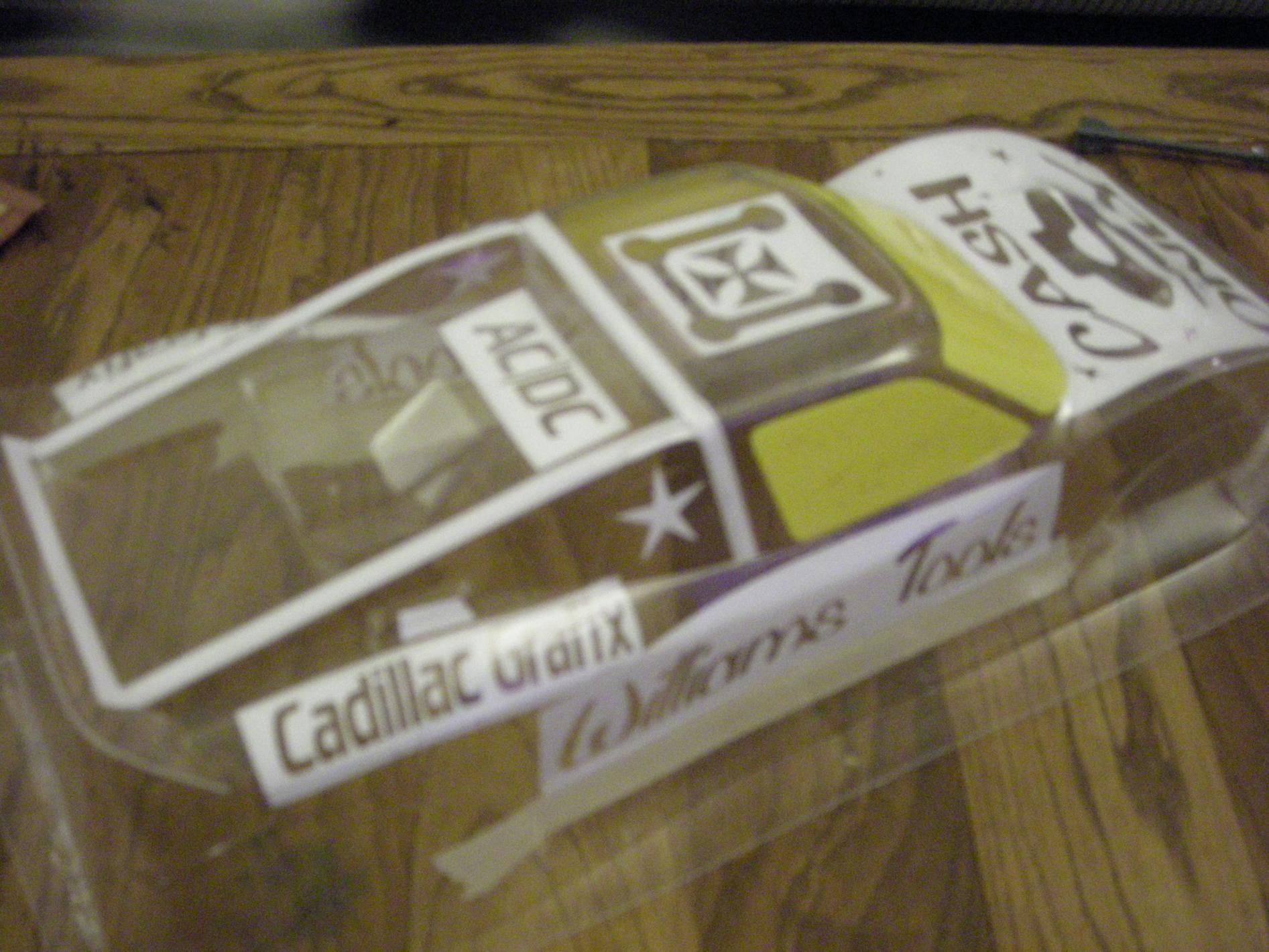 Vinyl Stencils R C Tech Forums