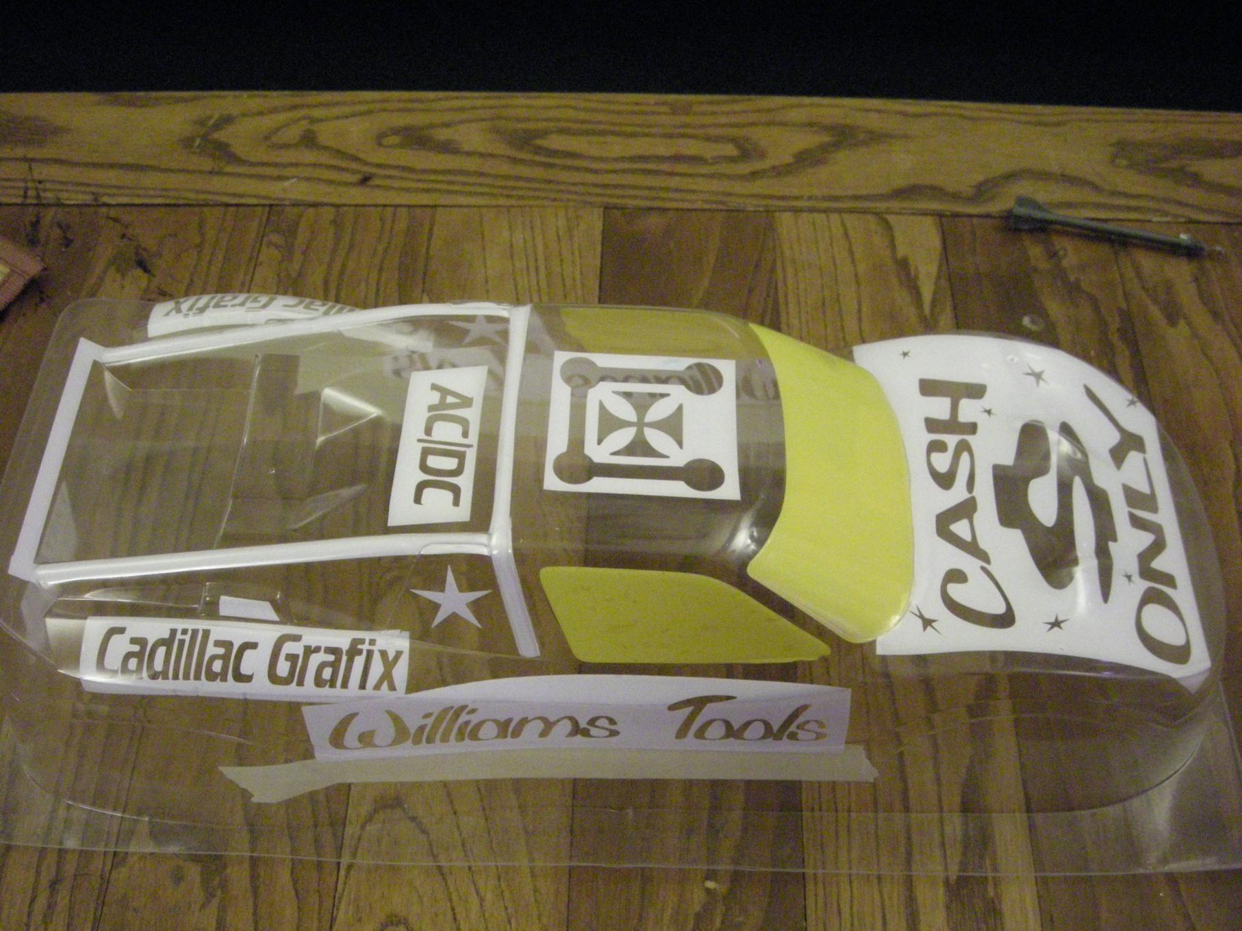 Vinyl Cutter Software >> Vinyl Stencils - R/C Tech Forums