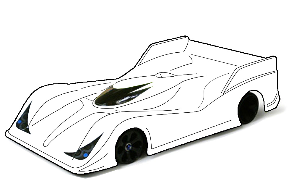 blank race car templates - blank templates for designing on paper page 63 r c