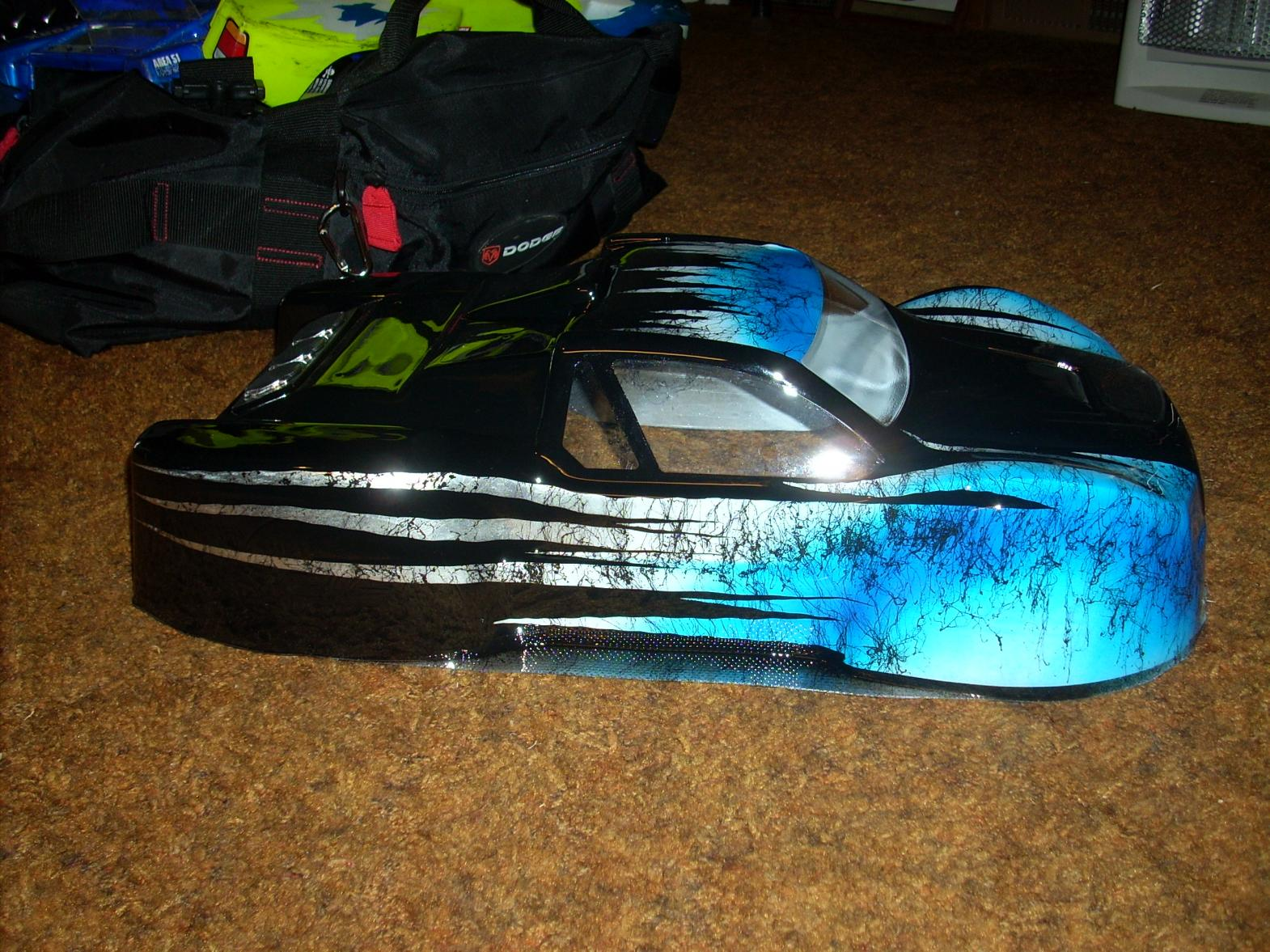 Rattle Can Paint Jobs Rc