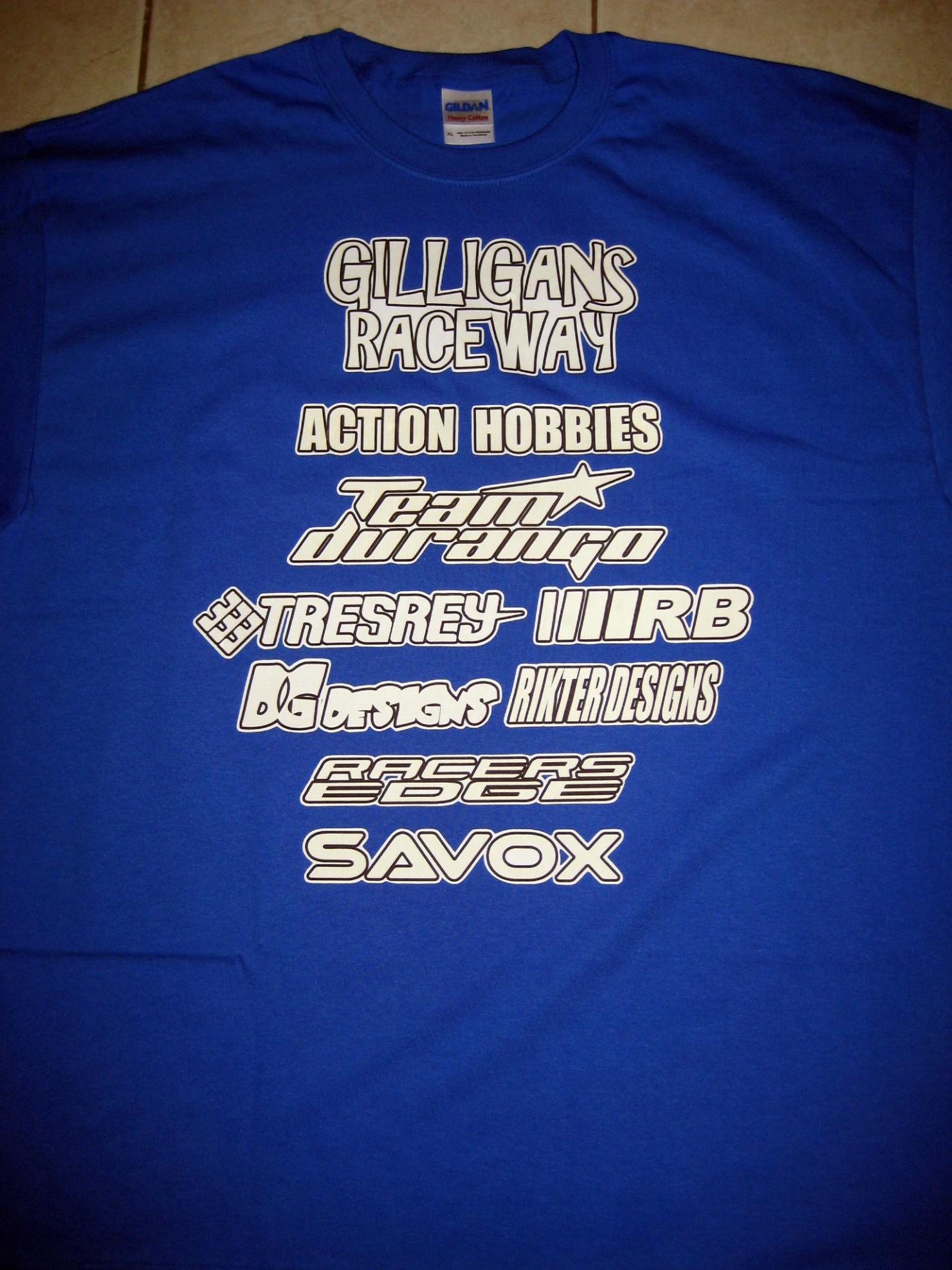 Dg Designs Custom Race Shirts R C Tech Forums