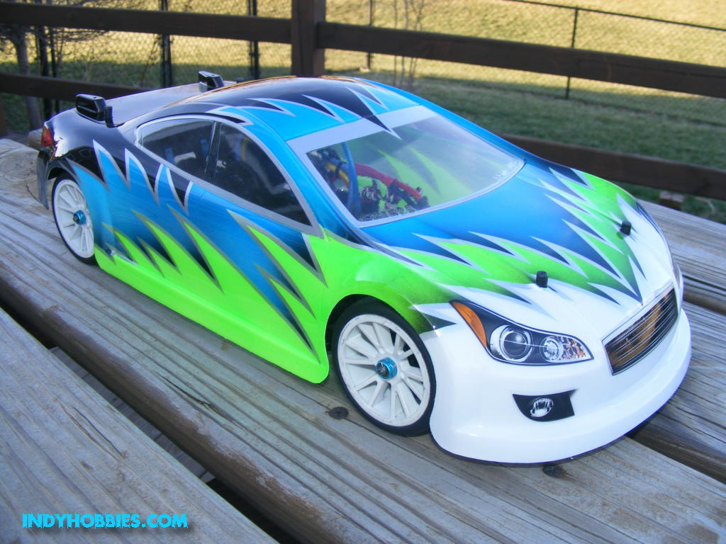 R c tech forums your custom paintjobs for Car paint designs pictures