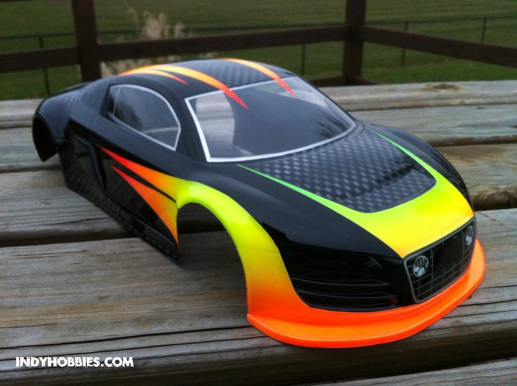 Your Custom Paintjobs Page RC Tech Forums - Audi car jobs