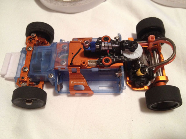 Mini z racer ready set learn