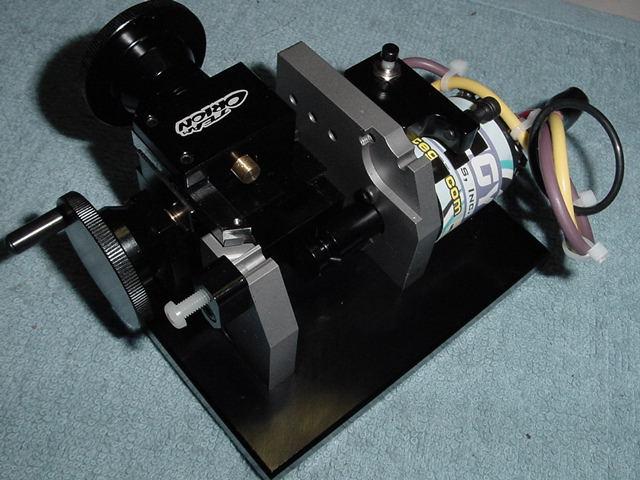 Orion Quick Set Motor Lathe With Diamond Bit Like New R
