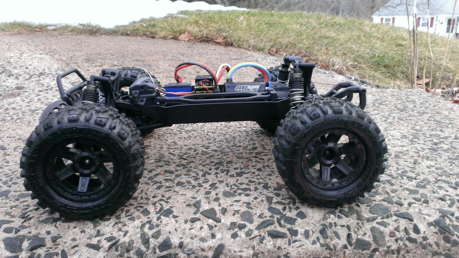 859312 Fs Tekno Sct410 Hw Sct Pro Tenshock 4000kv Print as well Kevs Bench Axial Yeti Xl Build Done 2 furthermore 83 besides Traxxas St ede 4x4 Tr Uggy further Hotwire. on tekin rx8 motor
