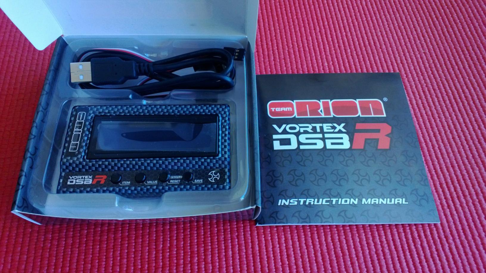 orion r10 pro 2-3s and orion dsb-r programming box  c
