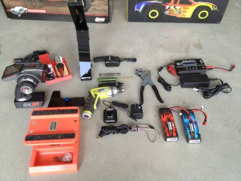 Losi 22sct And Ten Scte And Many Upgrades Electronics