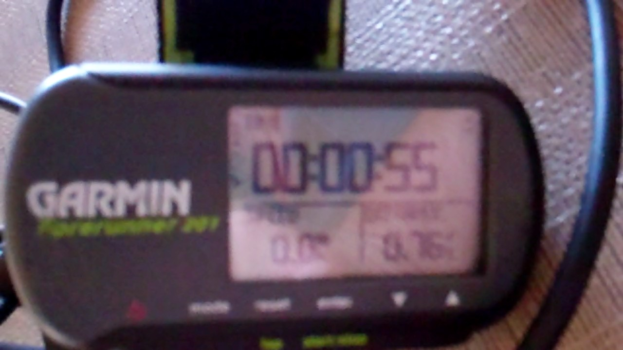 Charger For Sale >> Garmin Forerunner 201 GPS with A/C charger check your RC ...