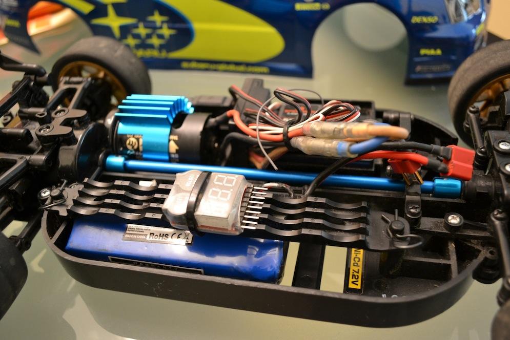 Buy It Now Tamiya TT01 Subaru Impreza WRX STi Electric RC