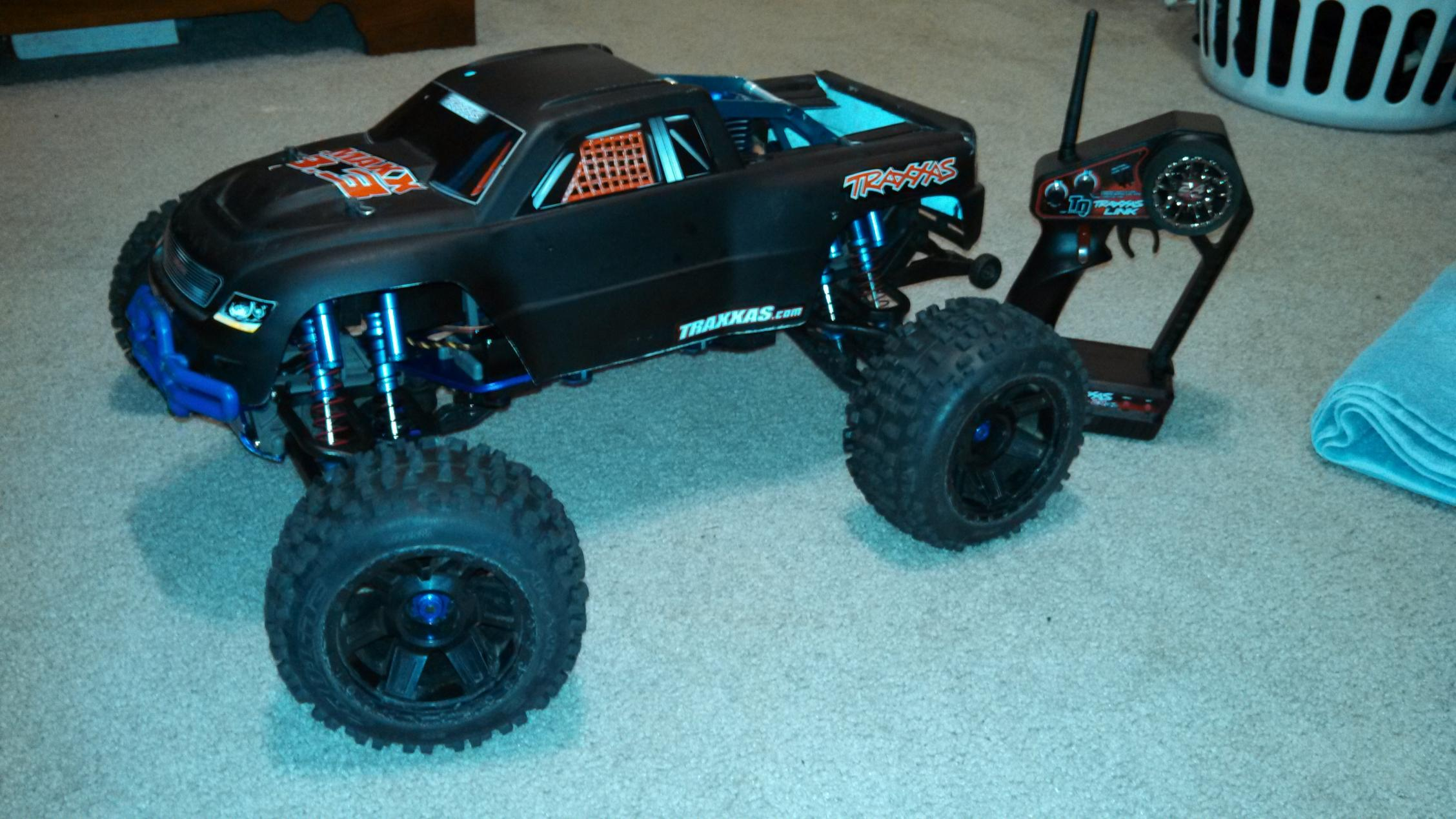 traxxas t maxx with picco 26 maxx great truck r c tech forums. Black Bedroom Furniture Sets. Home Design Ideas
