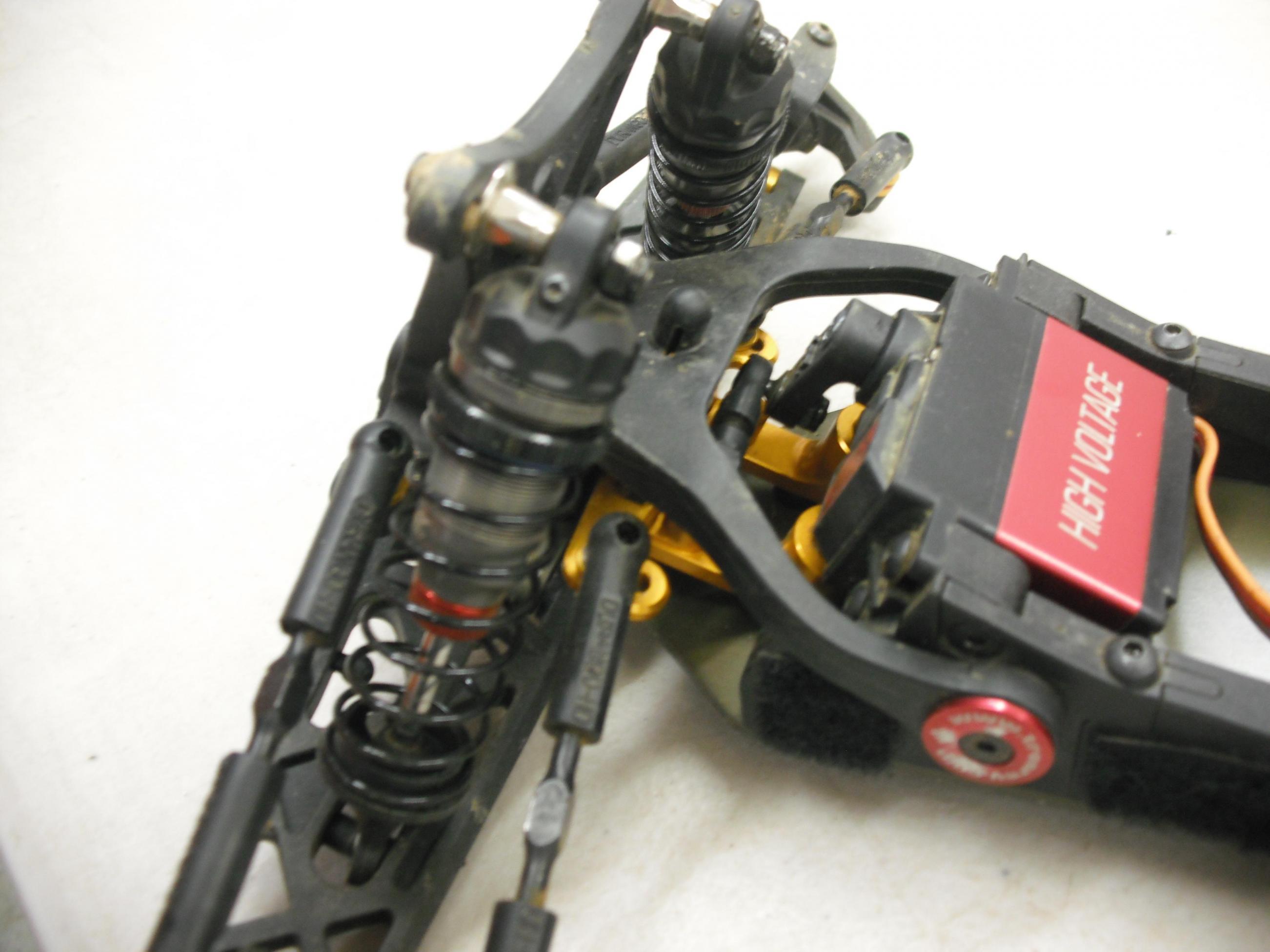+8MM DURANGO TD320163 DEX210 CHASSIS DIMEC