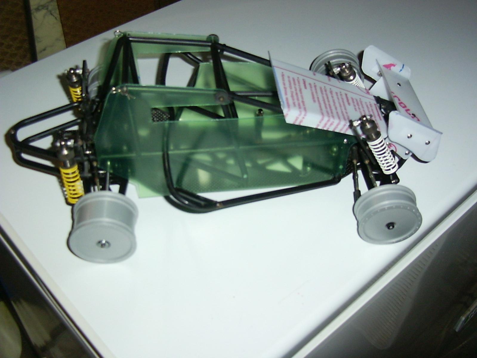 Sprint Car Oil Tank : Murfdogg alien sprint car r c tech forums