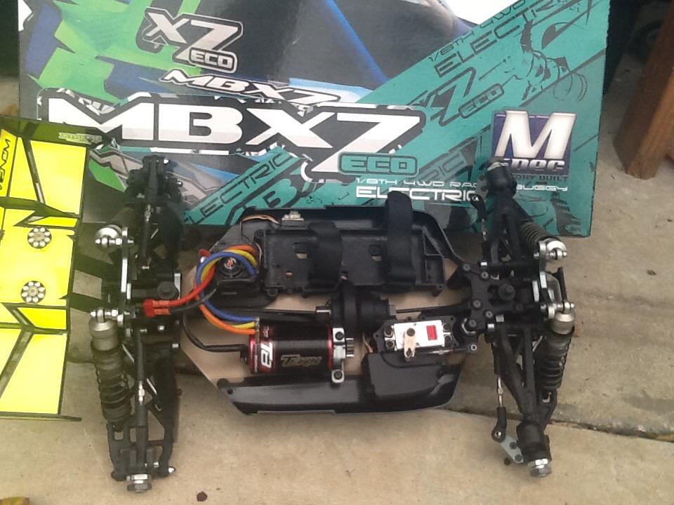 Mugen Mbx 7 Eco M Spec Roller For Sale R C Tech Forums