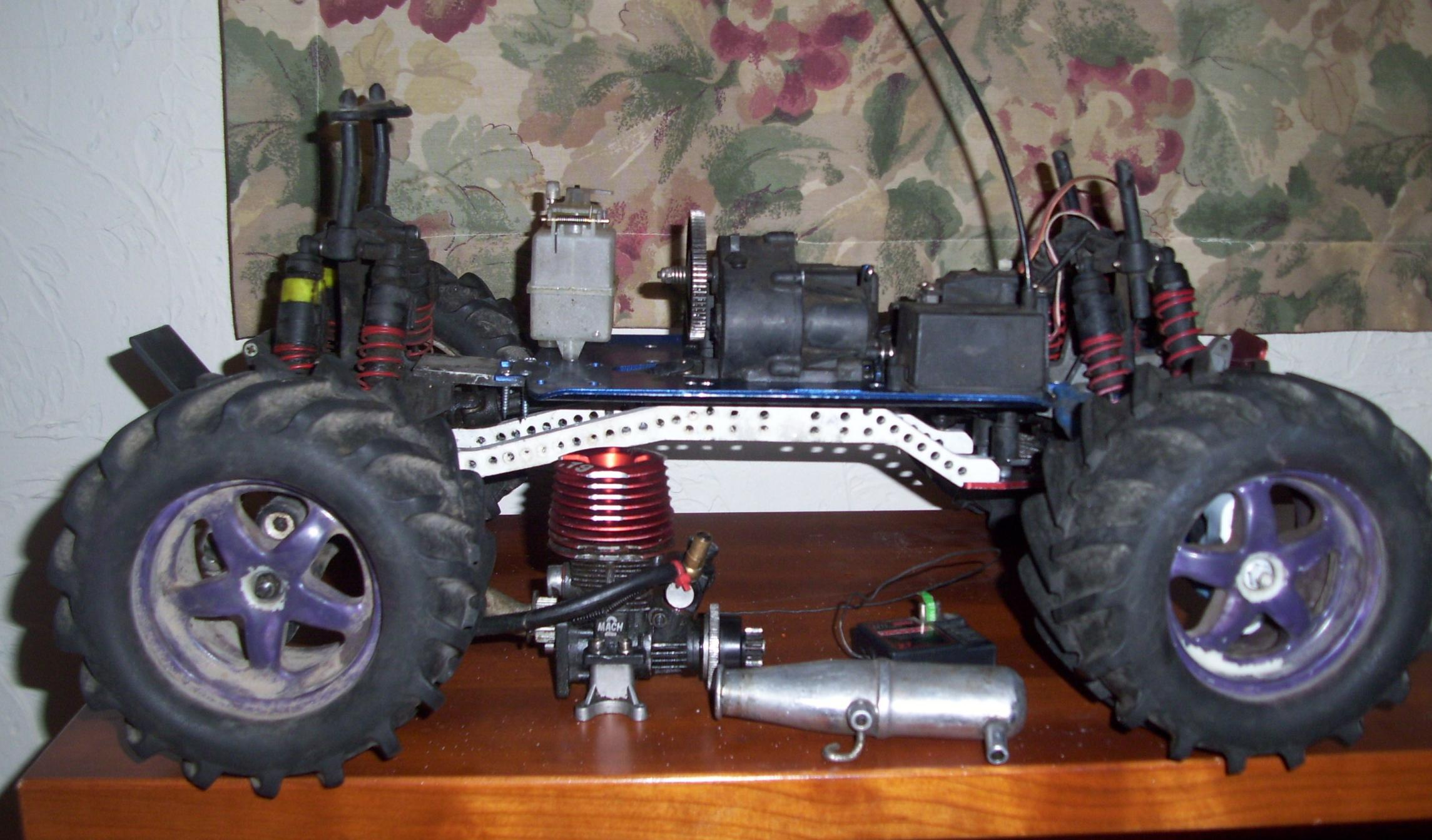 traxxas t maxx for parts or fix r c tech forums. Black Bedroom Furniture Sets. Home Design Ideas