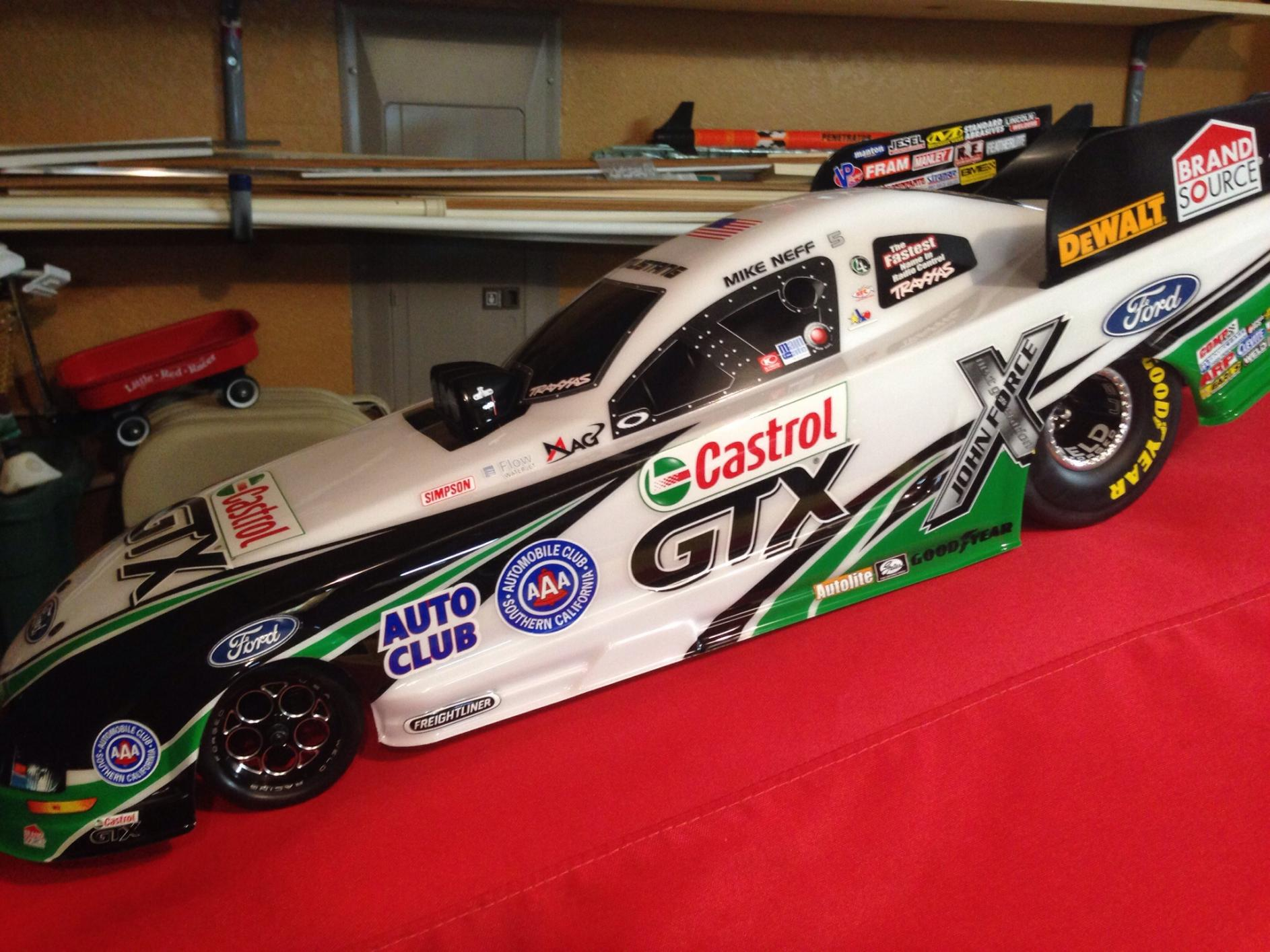 Traxxas Funny Cars For Sale