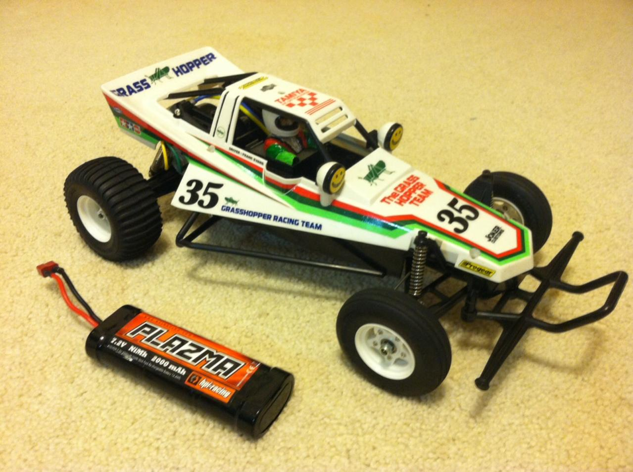 Tamiya GrassHopper Re-release like new!!.. Must see!! - R/C Tech Forums