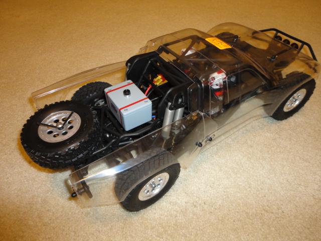 Mini Trophy Truck >> HPI 1/12 Mini Desert Trophy Truck IVAN STEWART!! - R/C ...