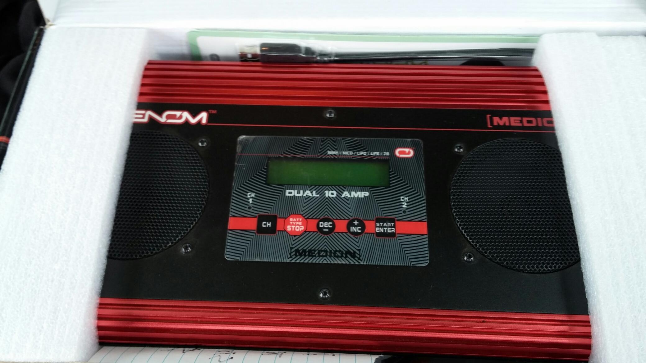 venom medion dual 10 amp charger r c tech forums. Black Bedroom Furniture Sets. Home Design Ideas