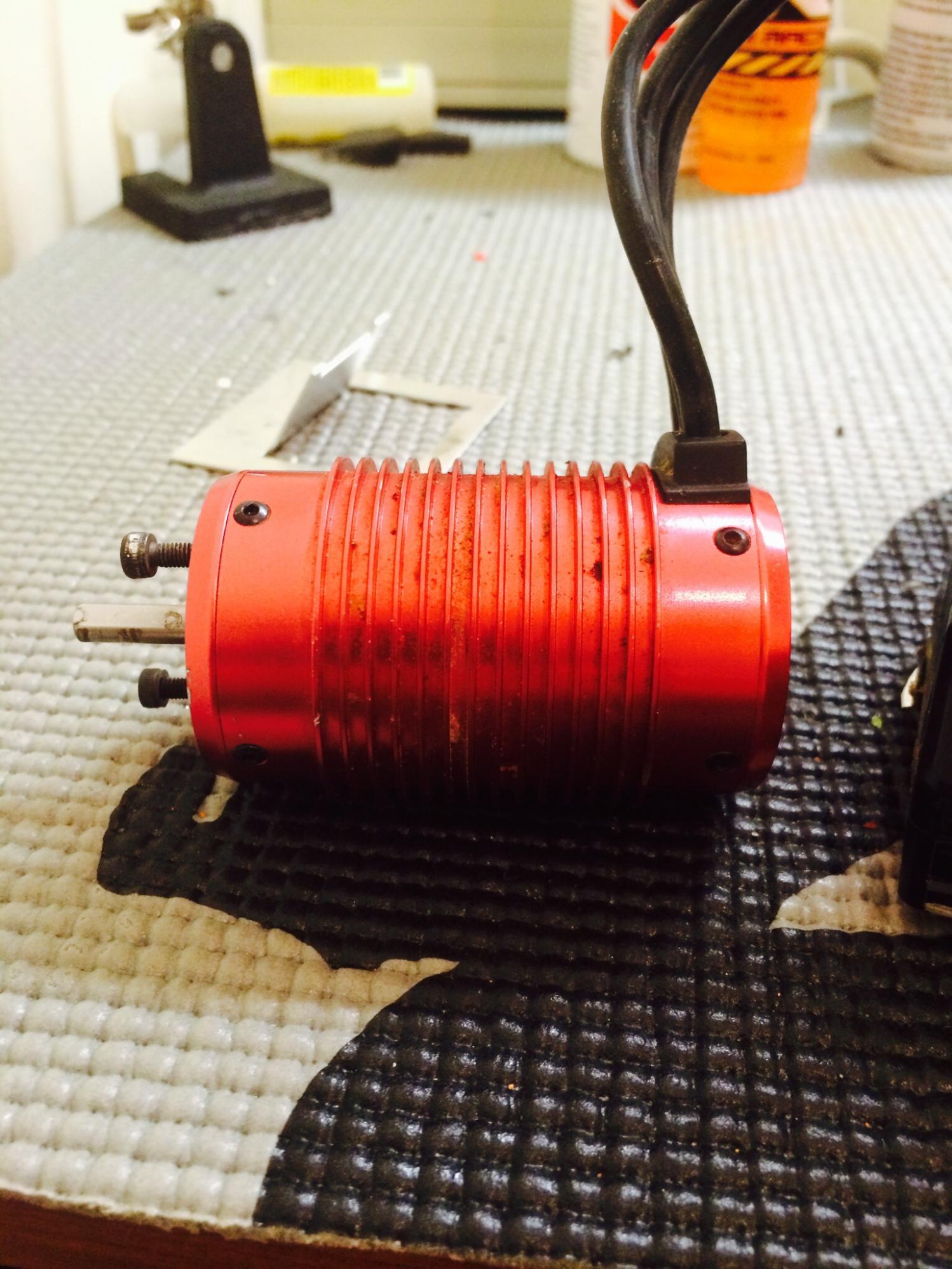 Fs Trackstar 1900 Kv Brushless Motor Sensor Less R C