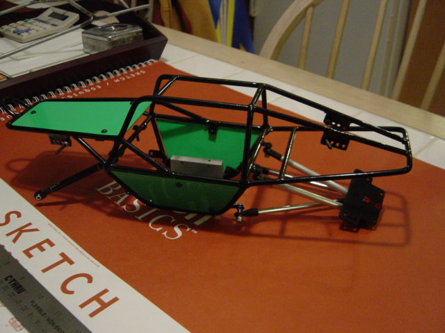 Rock Crawler Chassis : Rock crawler tube chassis by tubewerks r c tech forums