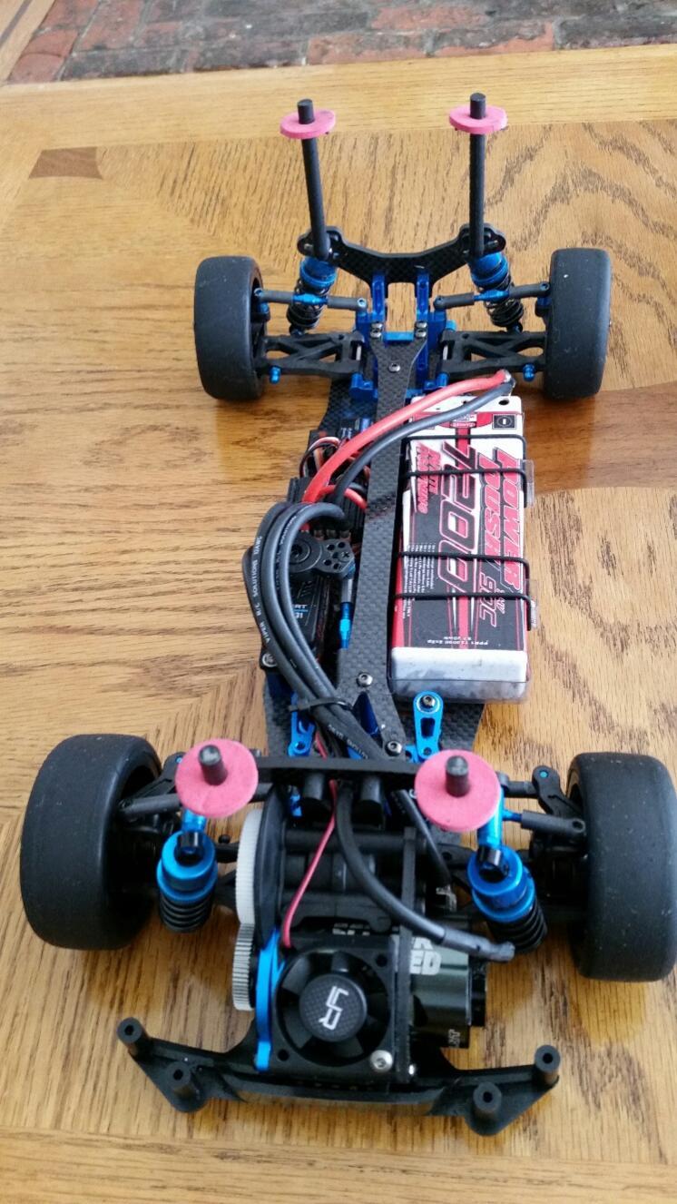 Tamiya FF04 EVO FOR SALE RC CAR 1/10 FF FWD