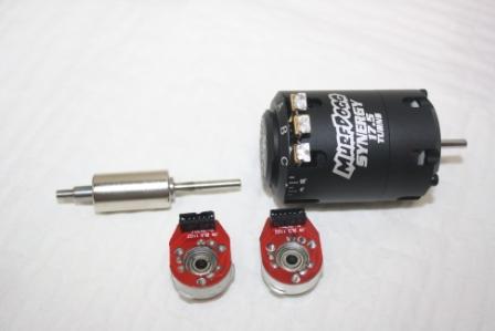 Brushless motor sale murfdogg team scream team eam orca for Brushless motor ceramic bearings