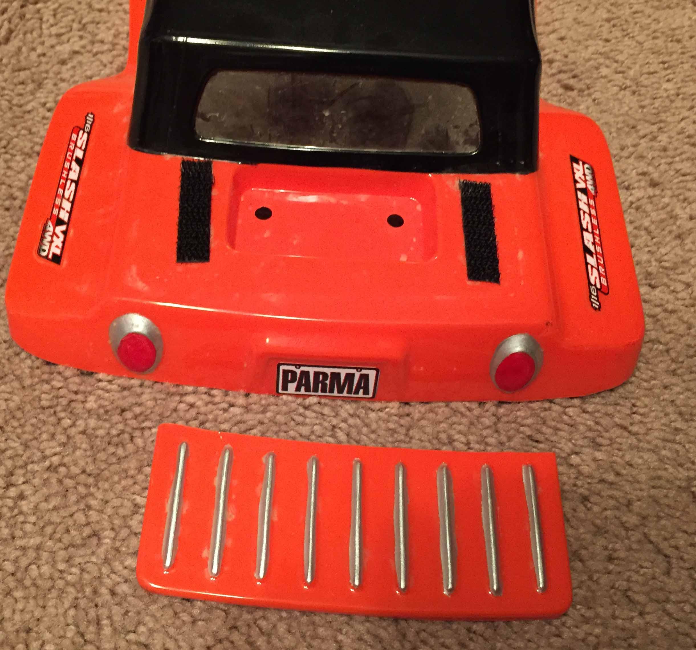 Parma Dune Buggy Body for Traxxxas Slash VXL - R/C Tech Forums
