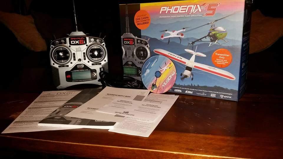Phoenix flight simulator for sale / Where is punta gorda