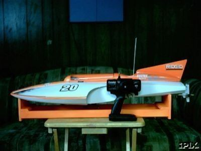 Shovel Nose Hydro Plane Boat For Trade Ready To Go Very