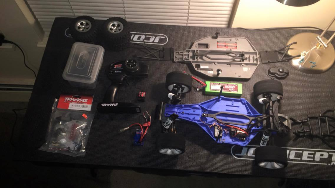 Fs Mudboss With Electrics R C Tech Forums