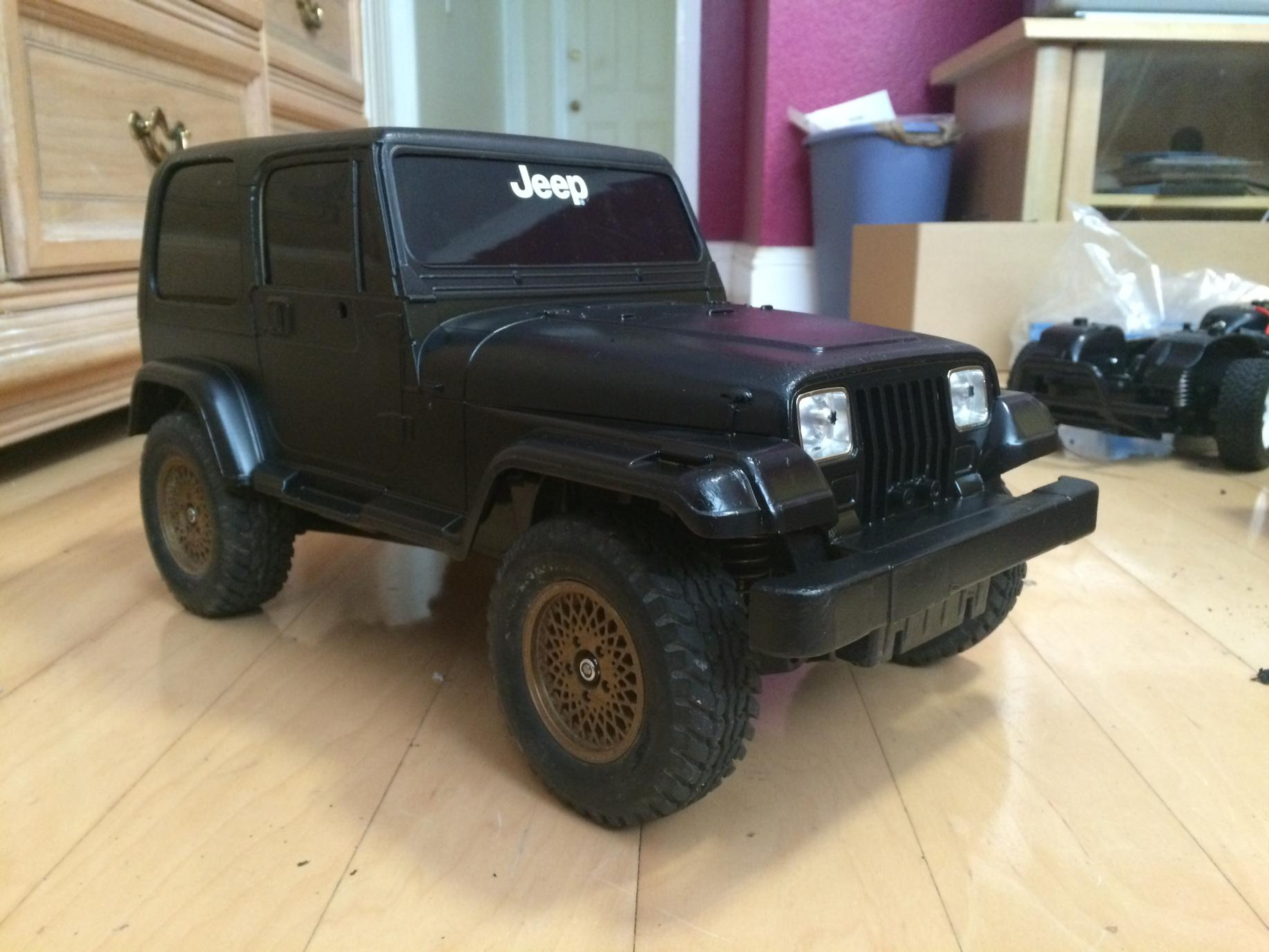 tamiya jeep wrangler cc01 r c tech forums. Black Bedroom Furniture Sets. Home Design Ideas