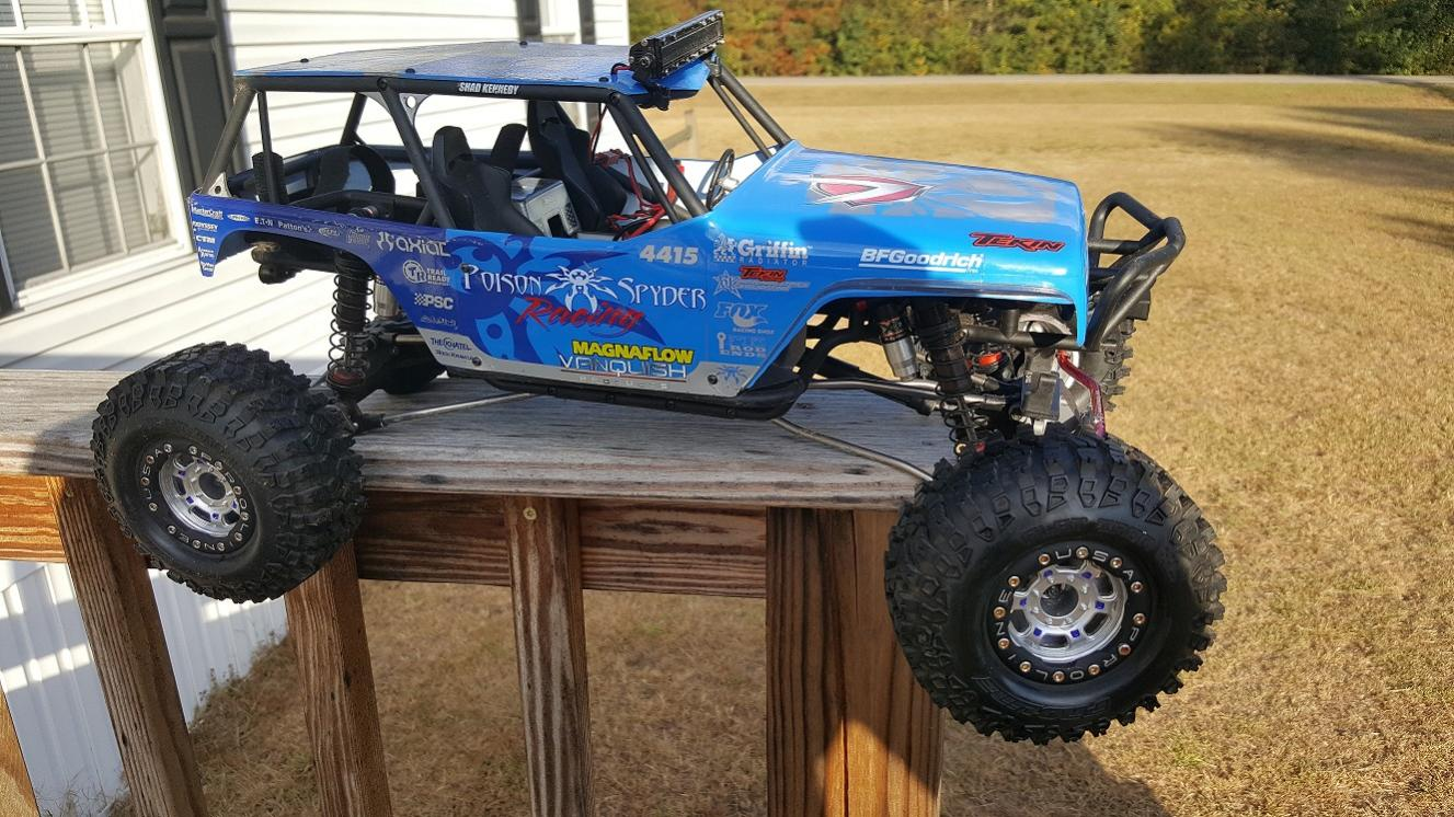 Tlr L8ight Model To Gt8 Conversion likewise 83 also 794000 Tekin Rx8 Rsx Brushless Esc Program System furthermore 965227 Axial Wraith Poison Spyder Vanquished additionally 473164 Losi 1 10 Ten Scte Arr 4x4 Short Course Truck Thread 393. on tekin rx8 motor