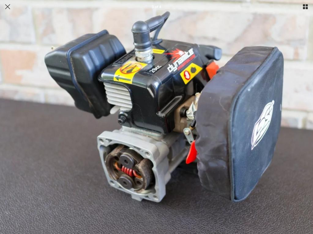 Dynamite 29cc 4 bolt engine - R/C Tech Forums