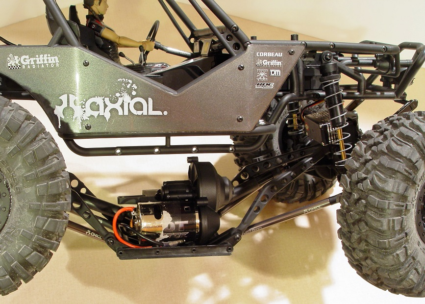 Sell Used Tires >> Axial Wraith 4WD Rock Racer with Upgrades - R/C Tech Forums