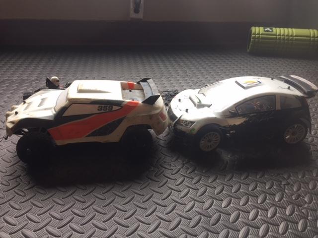losi mini desert truck manual