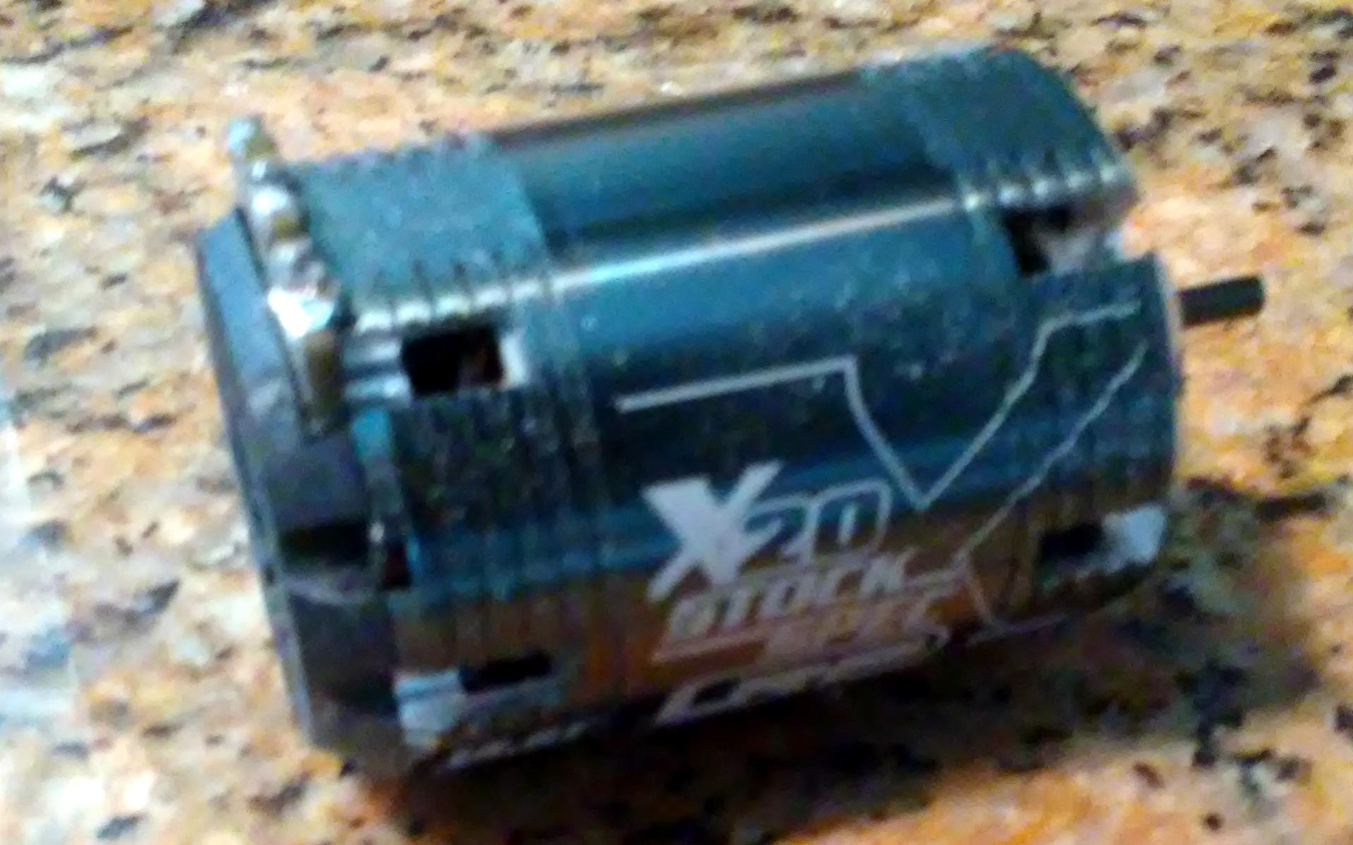 Good Condition Brushless Servo And Brushless 13 5t And 17