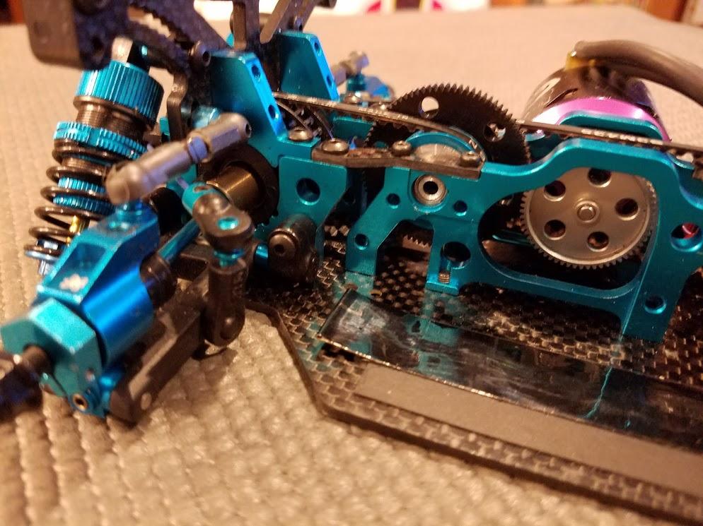 Atomic VM2 Mini RC Car Viper esc Savox servo - R/C Tech Forums