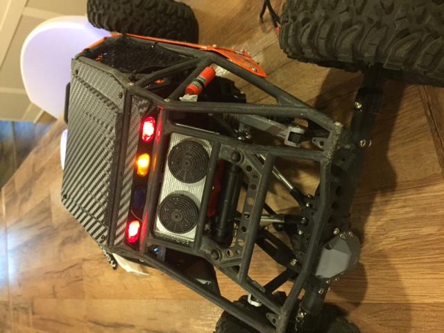 Custom Axial Yeti Ultra 4 Race Truck R C Tech Forums