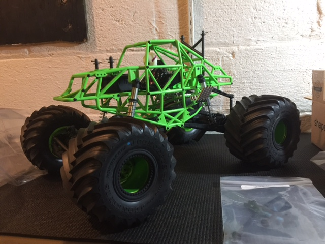 2009 Chevy Silverado For Sale >> AXIAL SMT10 GRAVE DIGGER - R/C Tech Forums