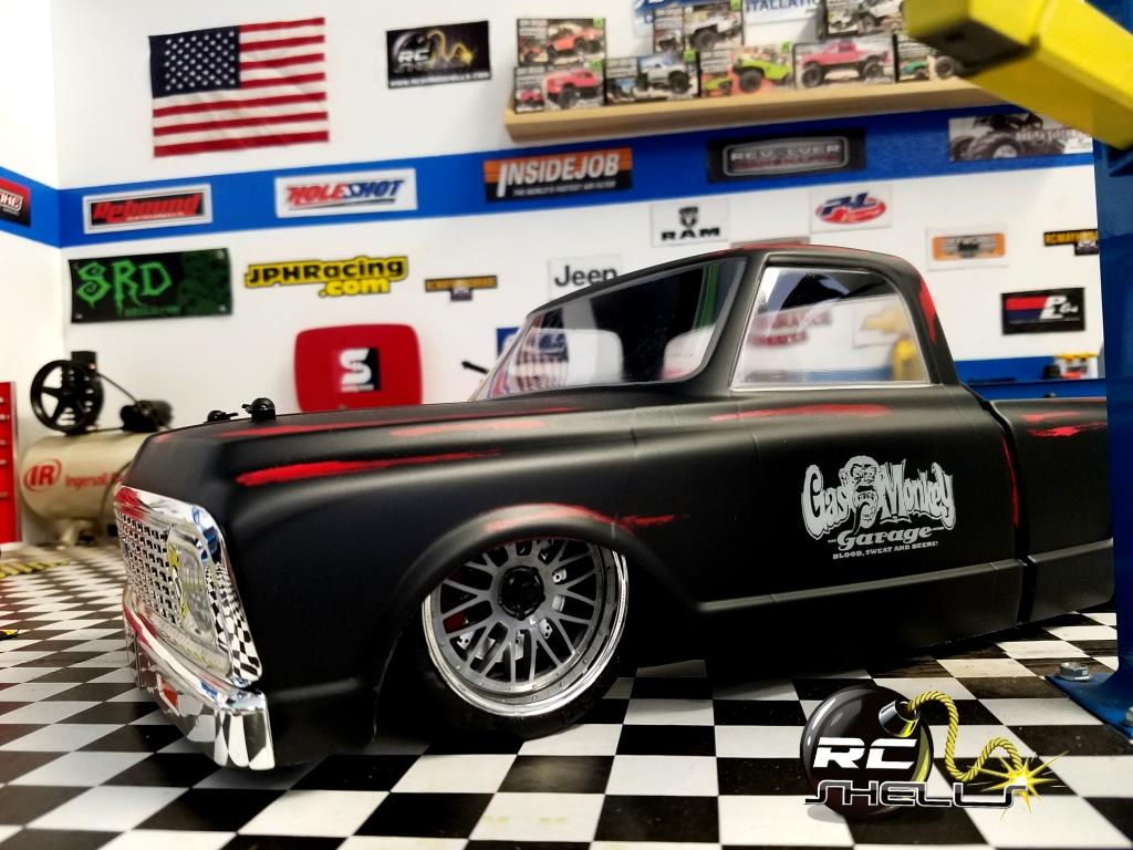 gas monkey garage shop truck patina bombshell body r c tech forums. Black Bedroom Furniture Sets. Home Design Ideas