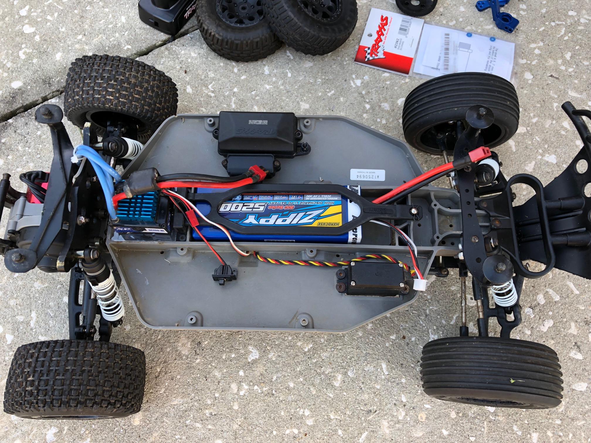 Traxxas Slash 2wd Bug Upgraded - R/C Tech Forums