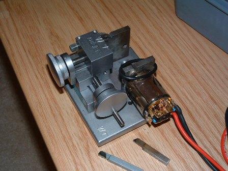 Twister Motor Lathe Diamond Bit R C Tech Forums