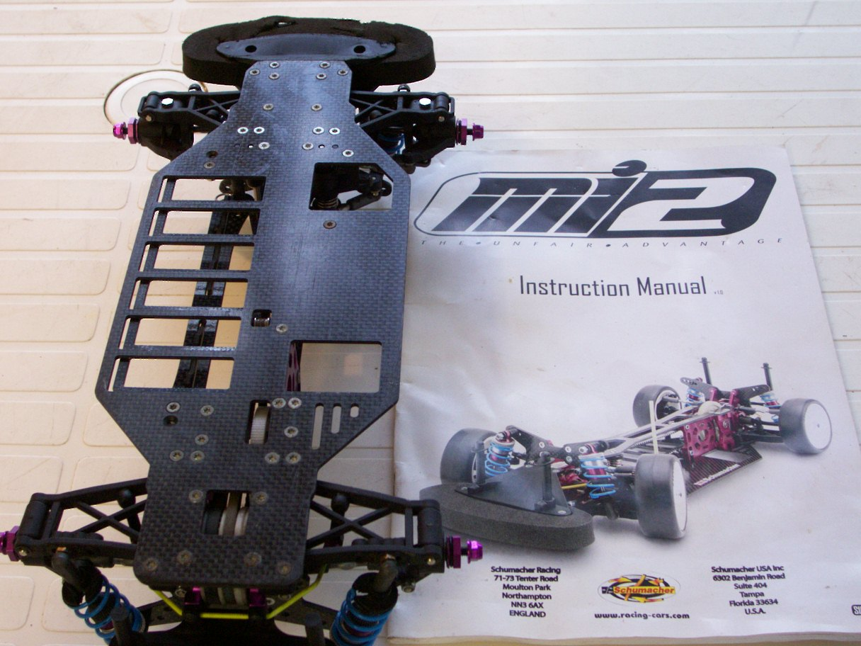 schumacher mi2 sell off! 2 cars & parts lot! - R/C Tech Forums