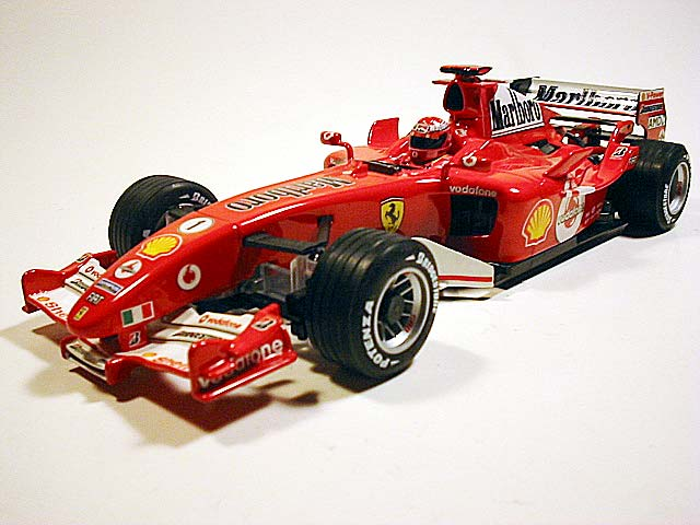 Fs Mini Z F1 Ferrari 2005 With Marlboro Livery R C Tech Forums