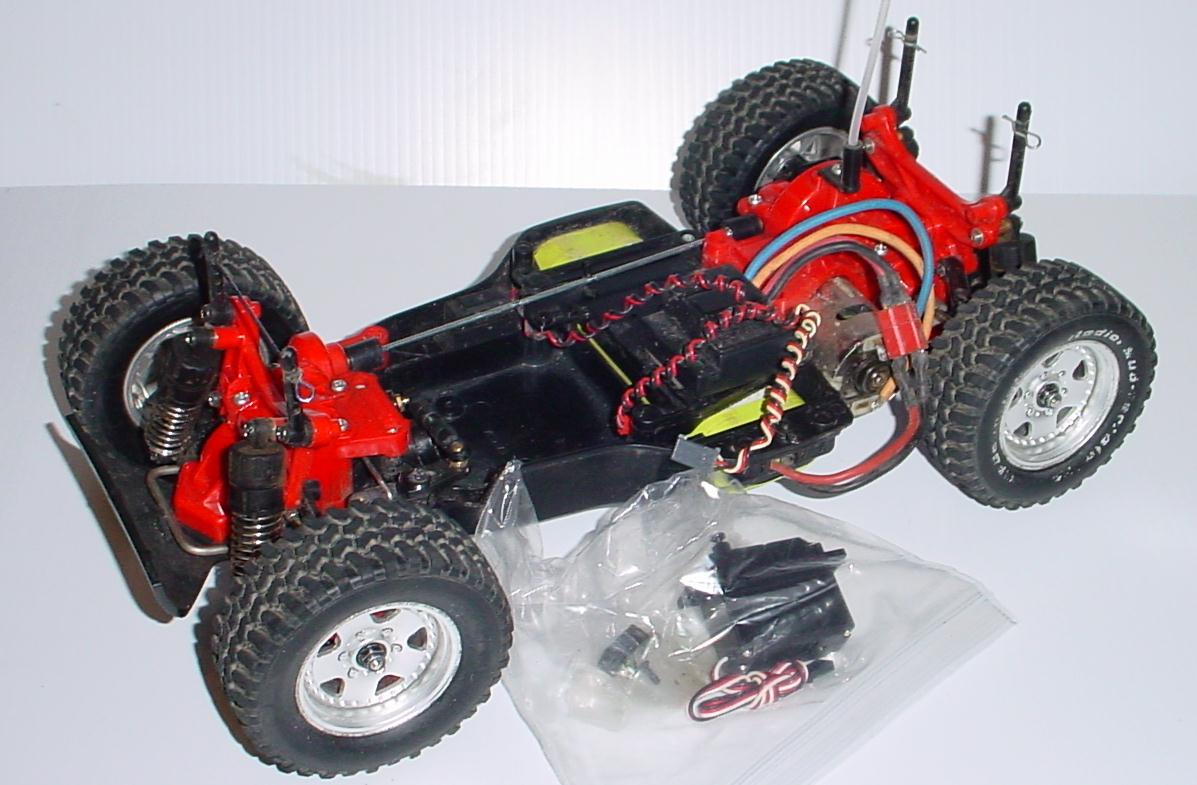 tamiya rc 4x4 racing truck f 150 r c tech forums. Black Bedroom Furniture Sets. Home Design Ideas