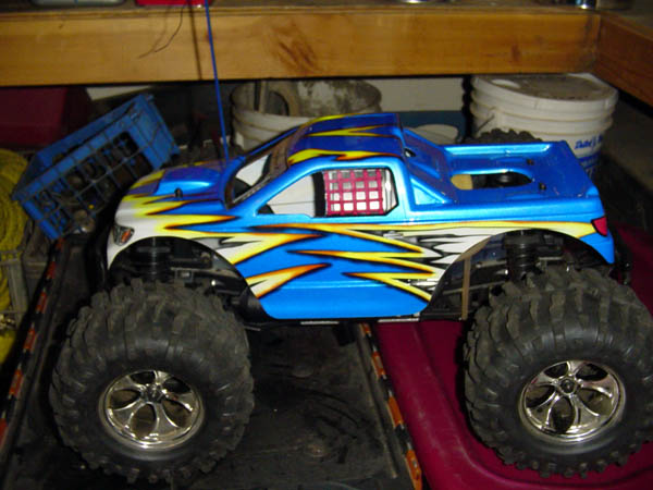 F S F T Team Losi Aftershock Monster Truck R C Tech Forums